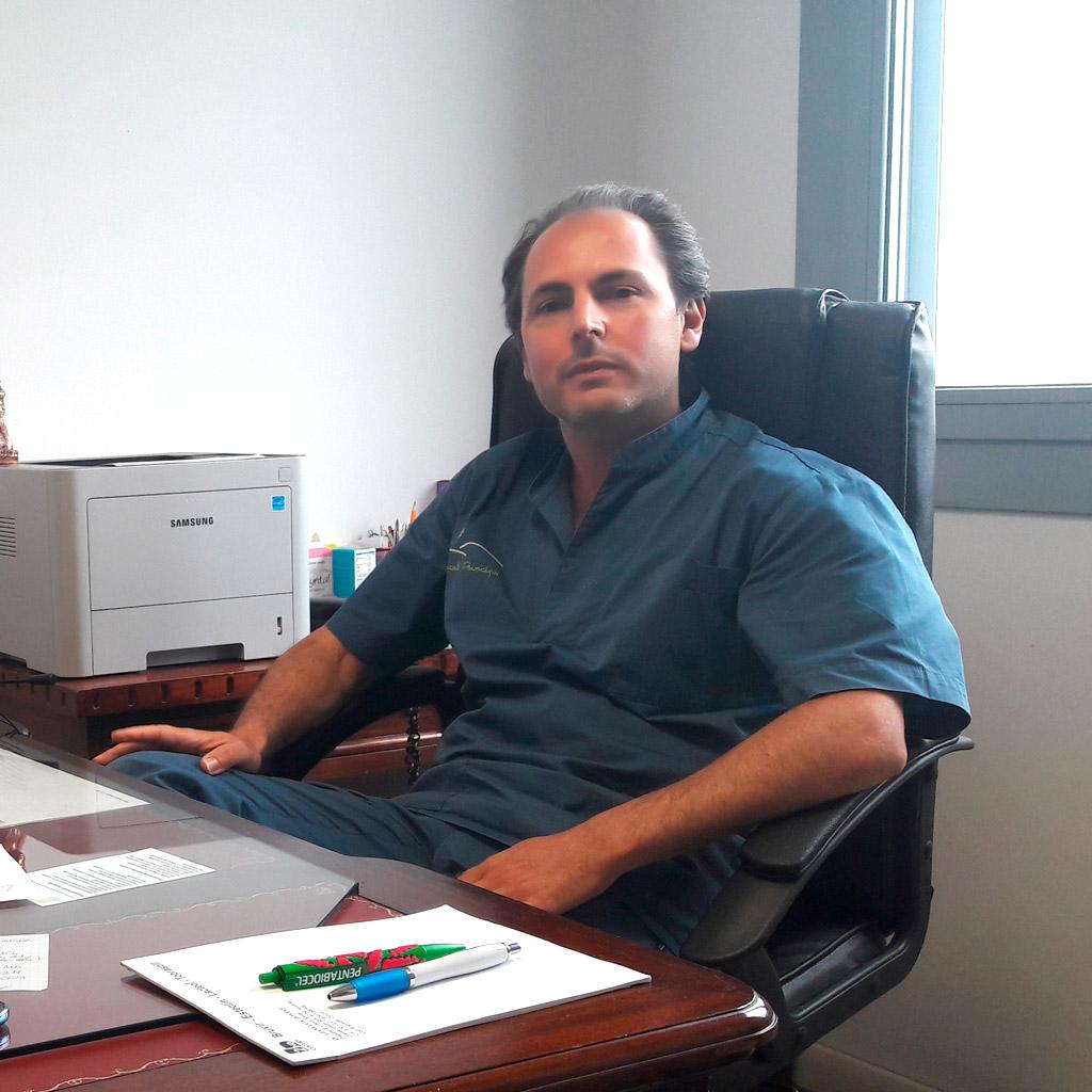 Dott. Gianluca Iovine