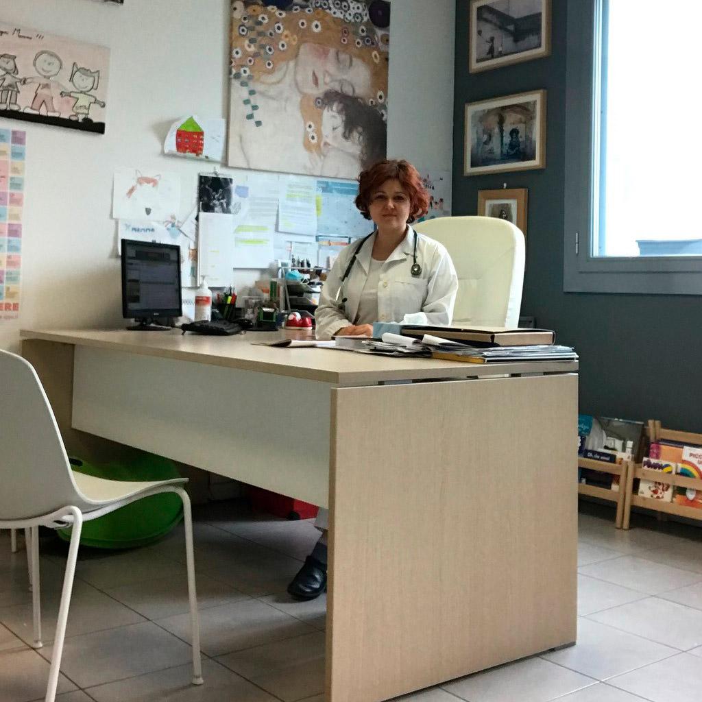 Dott.ssa Jennifer Chiarolanza